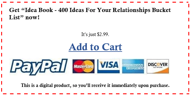 add to cart relationships