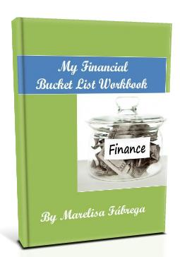 3d Cover -My Financial Bucket List Workbook