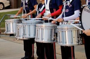 Drumline Warmup