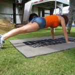 standard push ups