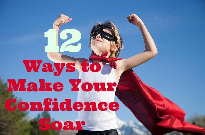 make your confidence soar