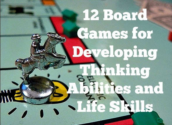 board games for building life skills