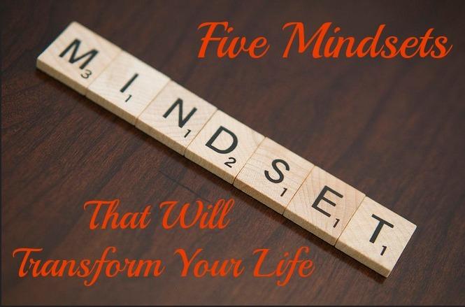 five mindsets