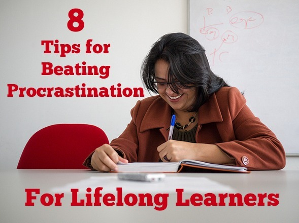 stop procrastinating for lifelong learners