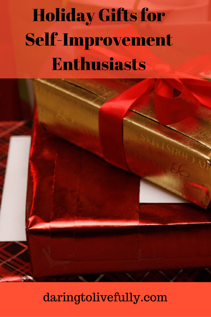 self-improvement holiday gifts