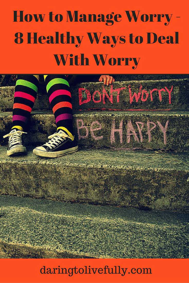 manage worry