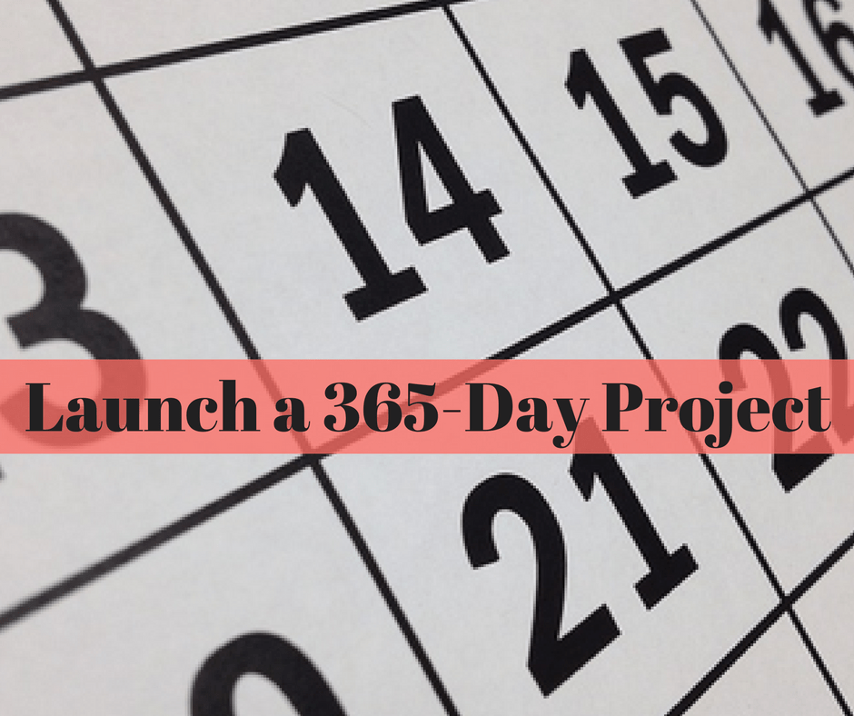 Launch A 365 Day Project