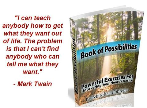 banner book of possibilities