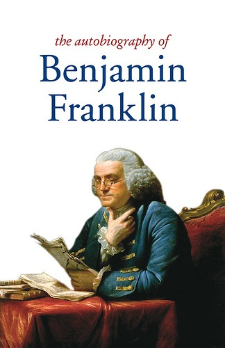 benjamin franklin's 13 virtues