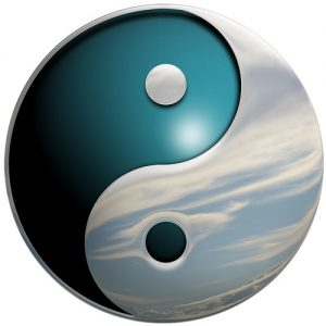 the yin and yang of creativity