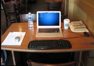 2010-02-09 -- my mini mobile office - 1