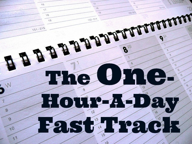 one hour fast track