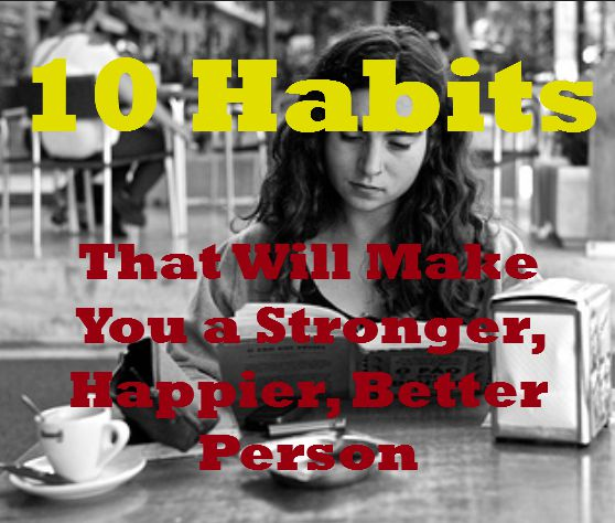 ten good habits
