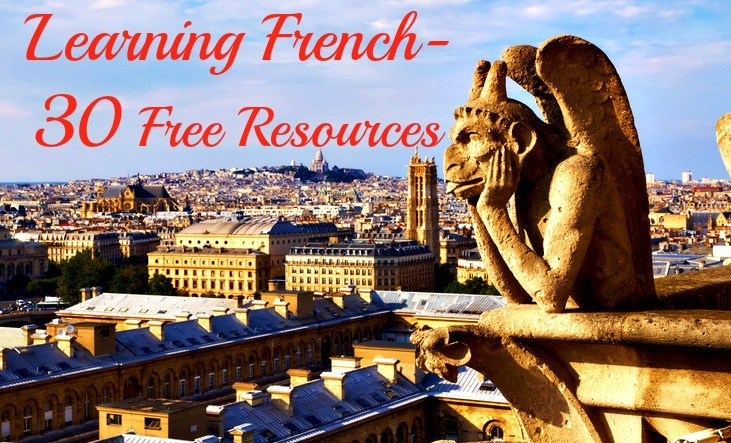 free online resources for learning french