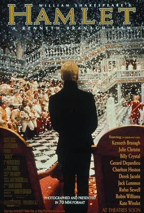 movie poster hamlet