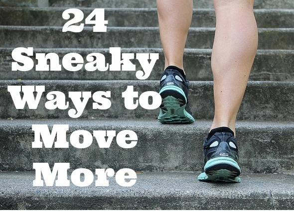 ways to move more