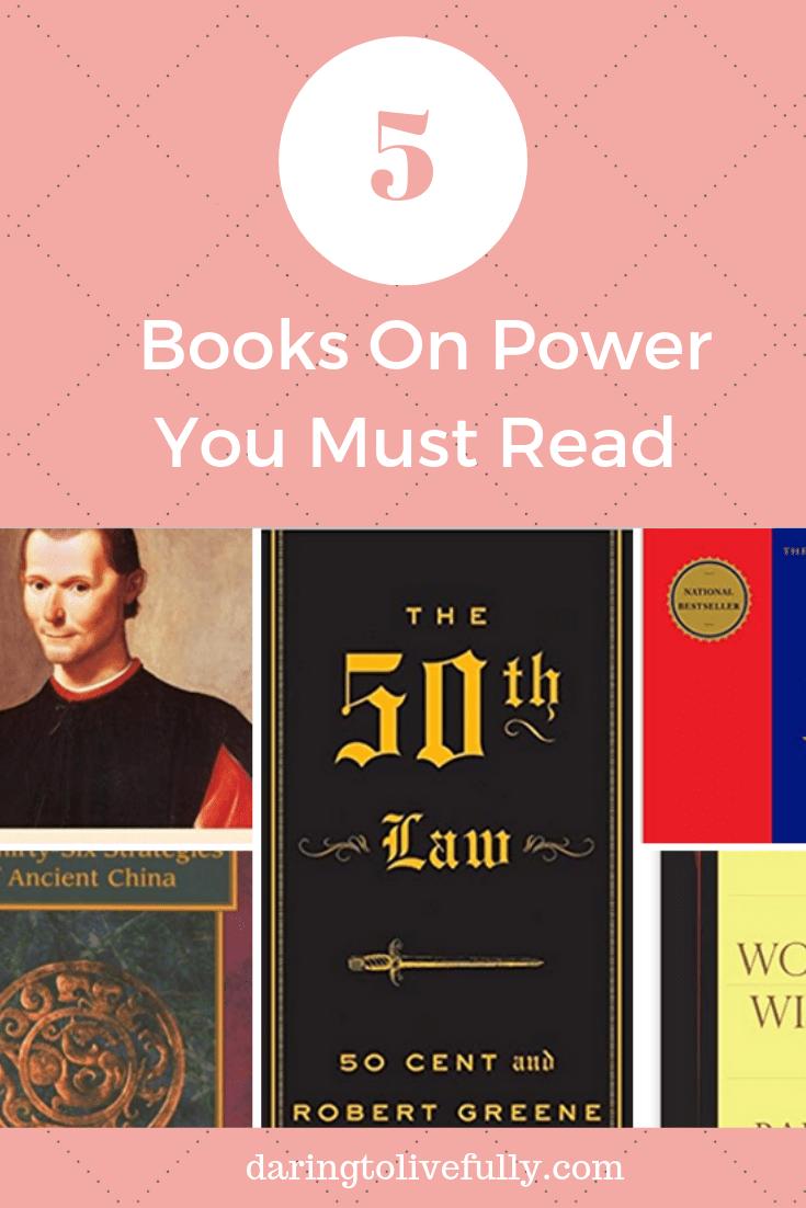 books on power